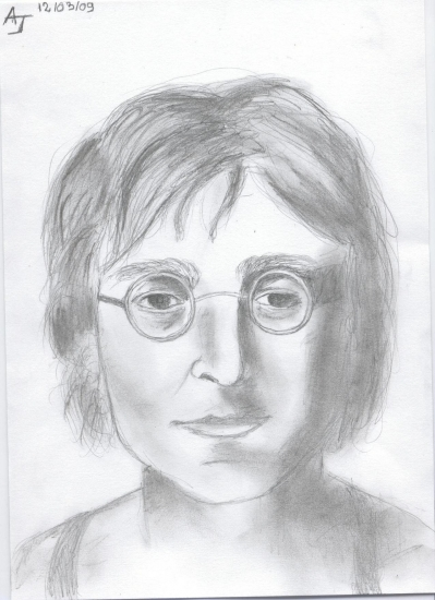 John Lennon par LiiSs
